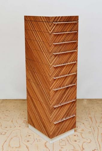 Diagonaal ruimer voor Art Aurea